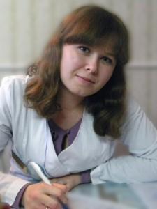 Феклистова Эльвира Каняфиевна