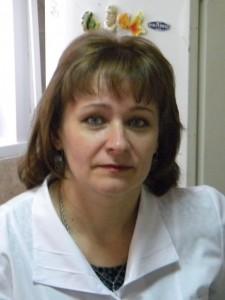 Куликова Светлана Ивановна