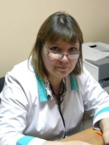 Шлыкова Лариса Николаевна