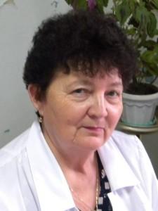 Сафиуллина Халима Зиннатовна