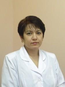Ташпулатова Фатима Рашитовна